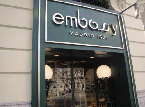 EMBASSY: Diseño de iluminación eficiente en restaurantes