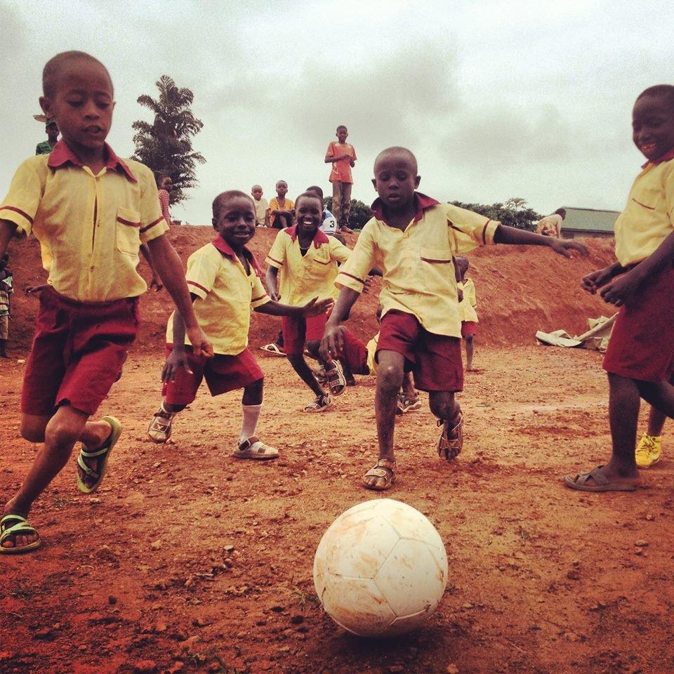 soccketball para generar energia en paises desfavorecidos