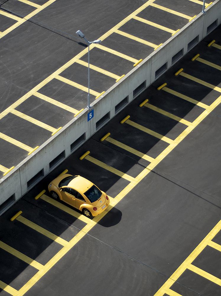 ahorro luz en parkings