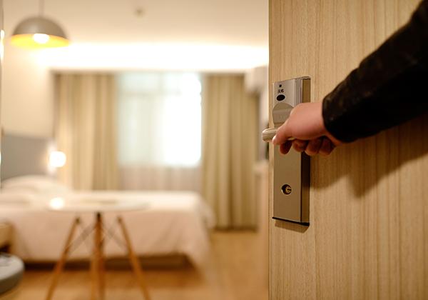 Soluciones domóticas para hoteles