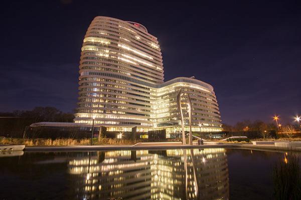 hotel iluminación