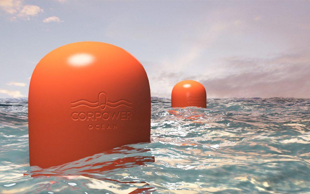 Boyas flotantes generadoras de energía