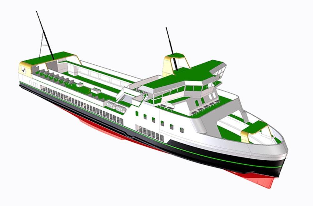 E-ferry-electrico