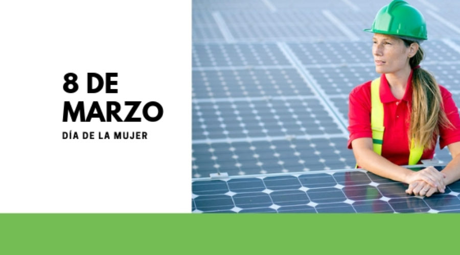 8 de marzo- Mujeres pioneras en el campo de la energía