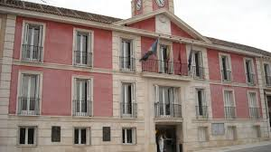 Fachada ayuntamiento de Aranjuez