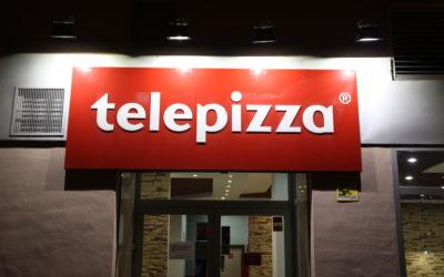 Proyecto de certificado energético Telepizza
