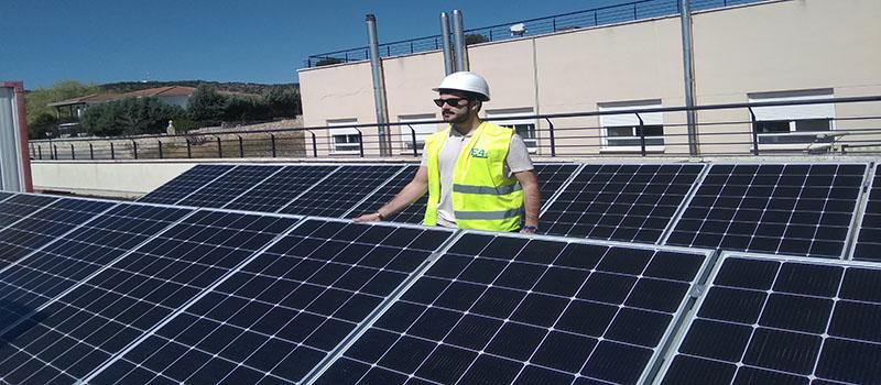 Duralcor opta por el autoconsumo fotovoltaico y ahorrará 10.100 euros al año