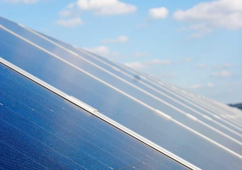 masa de aire en fotovoltaica