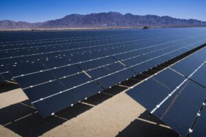 Paneles solares - consumo energético