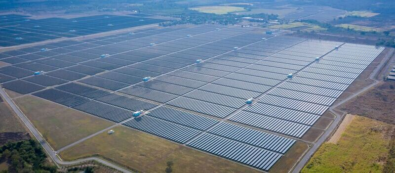 Mayores Instalaciones Fotovoltaicas Del Mundo China India Estados Unidos Arabia Mexico España Paneles Solares