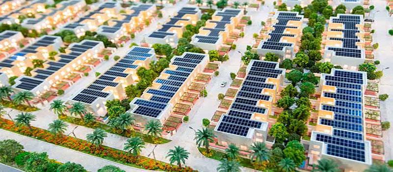 Autoconsumo compartido en España. Los vecinos de las comunidades de propietarios pueden producir y consumir su propia energía solar en sus instalaciones
