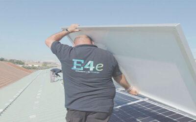 La garantía de producción fotovoltaica para empresas de E4e Soluciones. Comparativa entre E4e y cualquier otra empresa